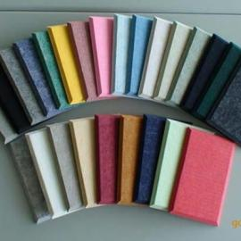 厂家直供低价优质环保,防火佳音聚酯纤维吸音板