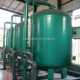 温泉水除铁除锰