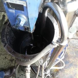 石墨烯高剪切研磨机,石墨烯研磨设备,石墨烯高速剪切研磨分散机