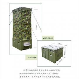 *移动生态环保厕所