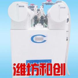 手动 908二氧化氯发生器200g/h 负压式 复合型