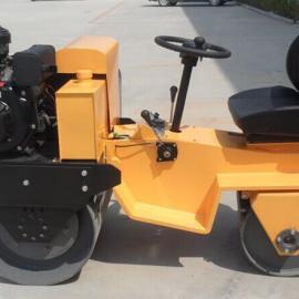 全工双钢轮小型座驾压路机YL-900