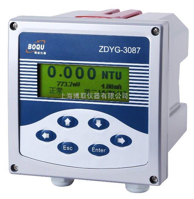 在线测量浊度分析仪&投放式在线浊度计 上海博取