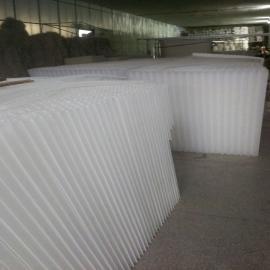 蜂窝斜管材质/蜂窝斜管用途/蜂窝斜管