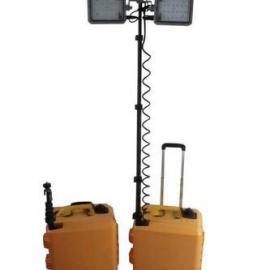 SFW6121车轮式静音发电机照明车\箱式工作灯