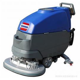 自走式全自动洗地机