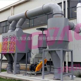 打磨车间集尘系统装置SINOVAC中央集尘系统