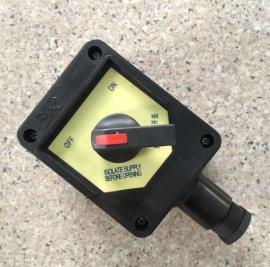 ZXF8030-380V10A防爆防腐zhao明旋钮开guan