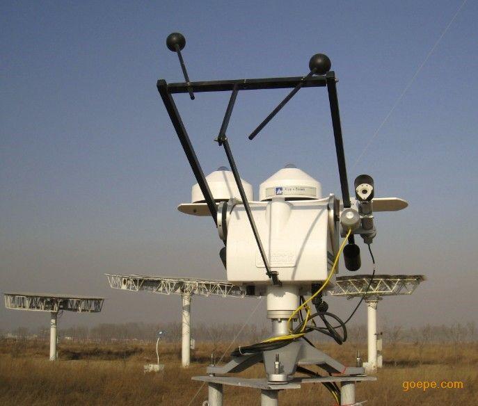 BSRN太阳基准辐射测量评估系统