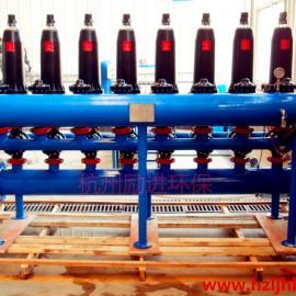 自动反冲洗农业灌溉叠片过滤器