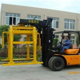 供应襄阳凌瑞6吨抱砖机夹砖机上砖机装砖机