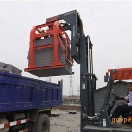 供应襄阳凌瑞7吨抱砖机夹砖机装砖机上砖机