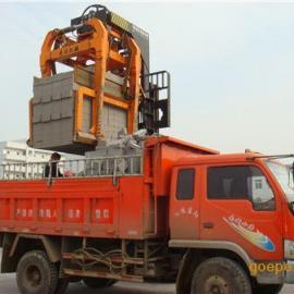 供应襄阳凌瑞8吨夹砖机上砖机抱砖机装砖机红砖抱砖机