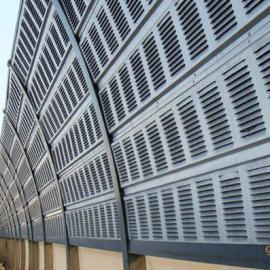 镀锌板ge音墙 铝板声屏障